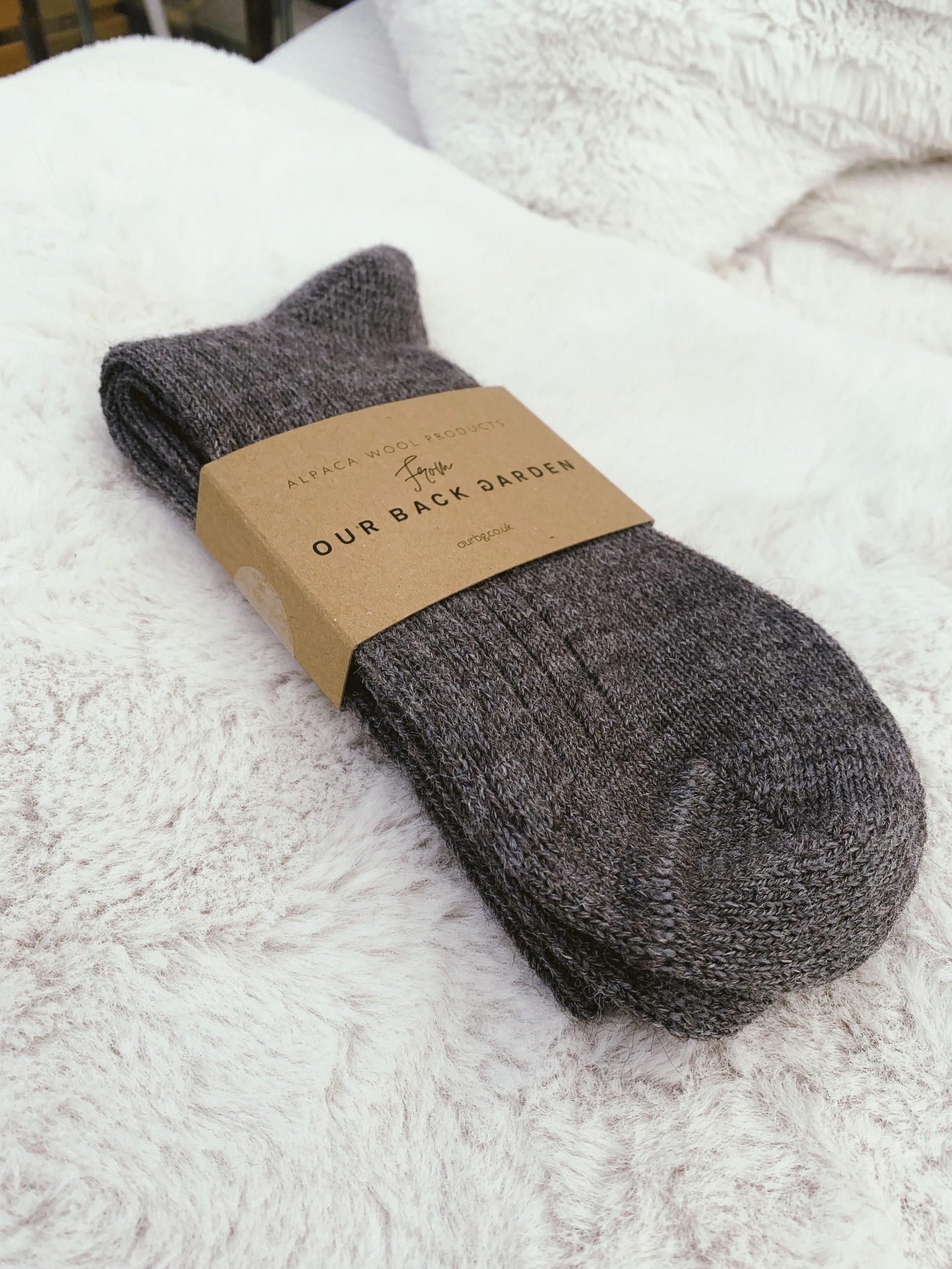 alpaca-wool-socks